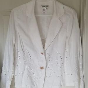 Coldwater creek summer jacket